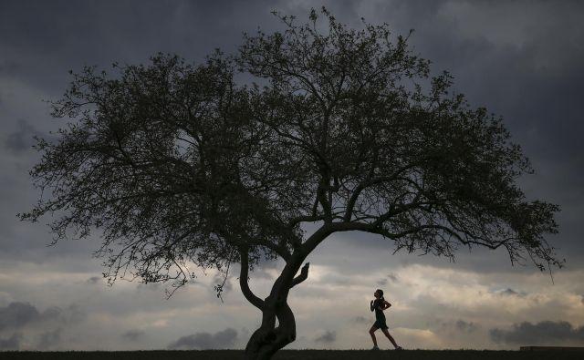Medtem ko je napredek posameznika v ekipnih športih težko natančno opredeliti, je na atletski stezi drugače. Štoparica je edina boginja, čeprav ima veliko pomočnikov. Fotografija je simbolična. Foto Reuters