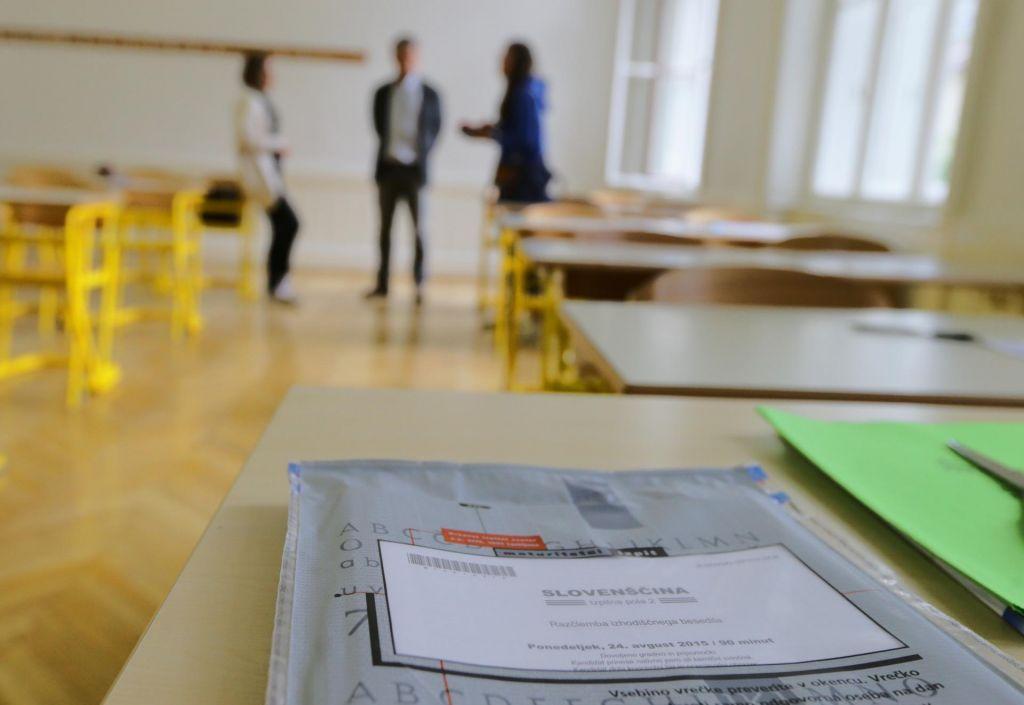 Pedagoška fakuleta UP o maturi: Prva je varnost dijakov in učiteljev!
