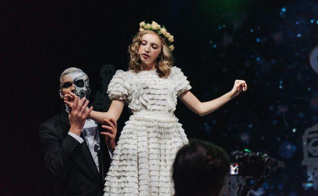 25. avgusta naj bi pri nas spet nastopilo Gledališče LDM Novaya Scena iz Sankt Peterburga, ki je lani uprizorilo predstavi <em>Mojster</em><em> </em><em>in Margareta</em> ter <em>Evgenij Onjegin</em>, letos pa so pripravili predstavo <em>Lolita</em>. Foto Festival Ljubljana