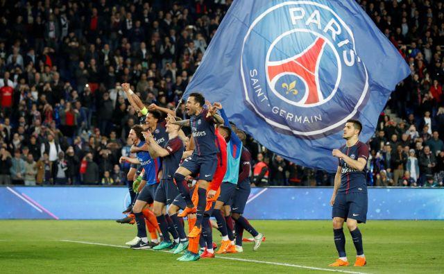 Francosko nogometno prvenstvo bi se junija lahko že nadaljevalo, nogometaše pa najprej čaka obvezno testiranje na virus sars-cov-2. FOTO: Reuters