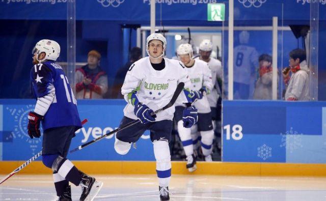 Slovenske hokejiste v prihodnje čaka težje delo. FOTO: Matej Družnik