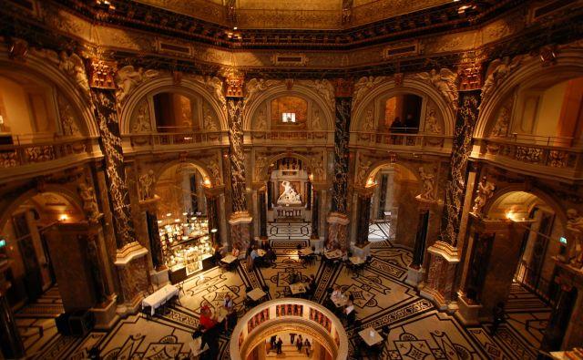 Dunajski Umetnostnozgodovinski muzej je za junij napovedal model »plačaj po želji«. Foto Wikimedia<br />