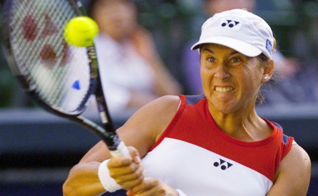 Monika Seleš je bila pred slabima dvema desetletjema vodilna teniška igralka na svetu. FOTO: Reuters
