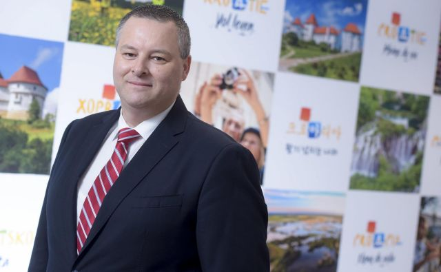 <strong>Kristijan Staničić</strong>, predsednik HTS, pričakuje, da bodo pogoji za turistični promet izpolnjeni v glavnih poletnih mesecih. FOTO: Cropix