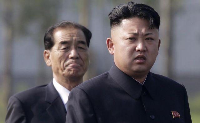 Kim Džong Un se po 11. aprilu ni več pojavil v javnosti. FOTO: Reuters