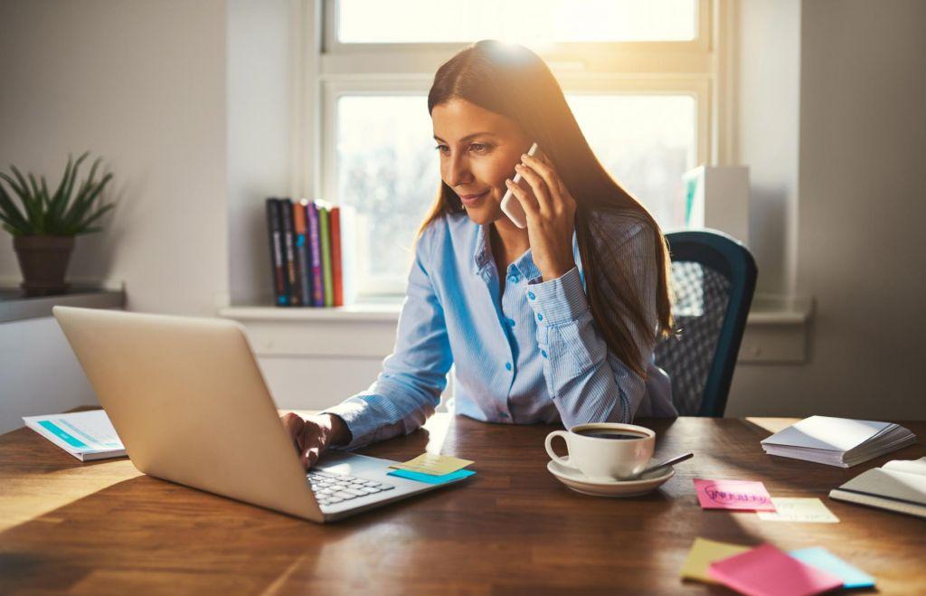 Pet najpogostejših izzivov pri delu od doma