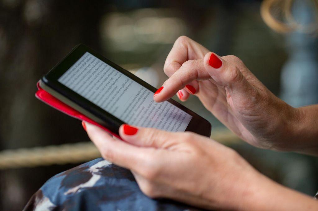 Zmagovalna kombinacija: karantena in e-branje