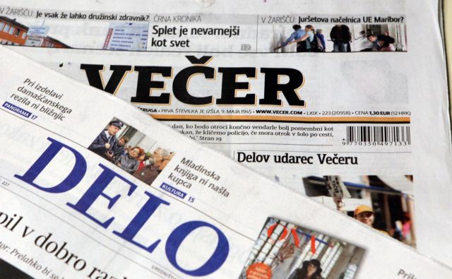 Poudarek letošnjega mednarodnega dneva svobode medijev je novinarstvo brez strahu in uslug – to je dejansko v temelju pravega novinarstva, na katerega v medijsko svobodni in demokratični družbi tudi edino pristajamo ne glede na ustrahovanja in ceno. FOTO: Blaž Samec/Delo