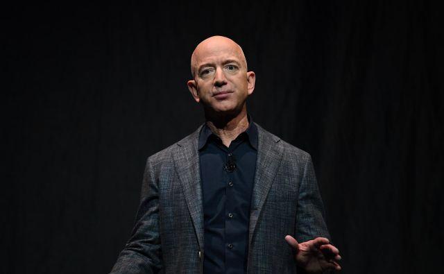 Jeff Bezos. FOTO: Clodagh Kilcoyne/Reuters