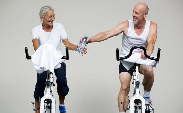 Kot je res, da vadba z zmerno intenzivnostjo krepi imunsko delovanje, pa je po drugi strani pa dokazano, da dolgotrajna intenzivna vadba zniža imunsko delovanje. FOTO: Shutterstock