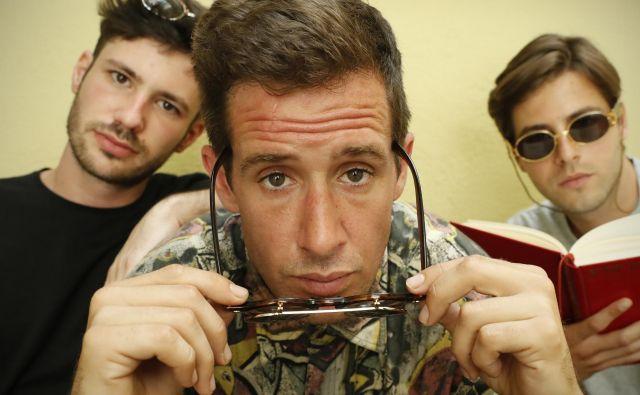 Na prvem <em>Štreamu</em> se bo predstavila kamniška skupina Matter, ki je v času karantene izdala EP <em>Vanilla</em><em> </em>s štirimi skladbami.<br /> Foto Uroš Hočevar