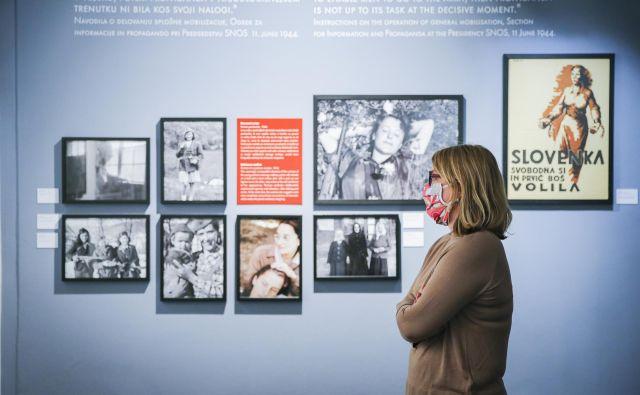 V Muzeju novejše zgodovine Slovenije bo prvi teden prost vstop.<br /> Foto Jože Suhadolnik