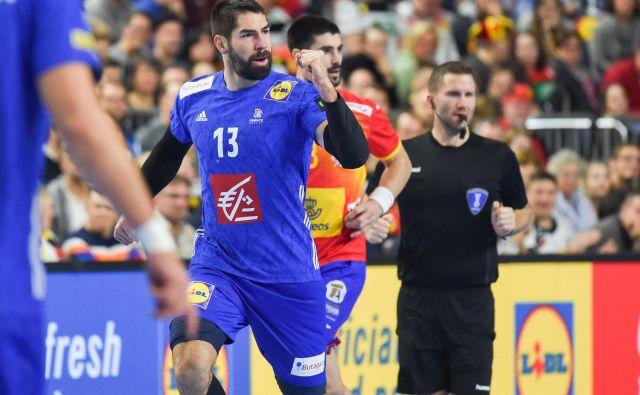 Nikola Karabatić je v rokometu osvojil vse, kar je bilo mogoče, a še nima dovolj. FOTO: AFP