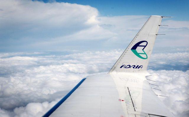 Upniki so v stečaju Adrie Airways prijavili za 150,9 milijona evrov terjatev. FOTO: Leon Vidic/Delo