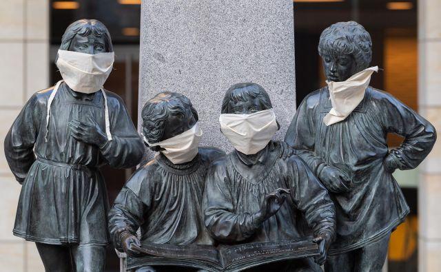 Klasični muzejski repertoar se je začasno umaknil zbiranju predmetov, povezanih s pandemijo. Foto DPA