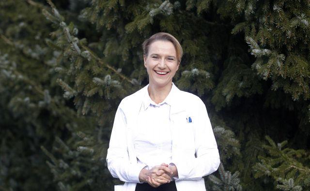 »Gre za odločitve, ki se sprejemajo v dogovoru z drugimi državami članicami in katerakoli država sama bi težko pogojevala kaj takega,« o slovenskem pogojevanju uporabe aplikacije s prehajanjem meje pravi Tina Bregant. FOTO: Mavric Pivk