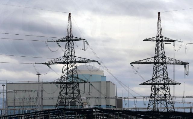 Jedrska elektrarna Krško bo verjetneje obratovala dlje kot do 2023. FOTO: Tomi Lombar