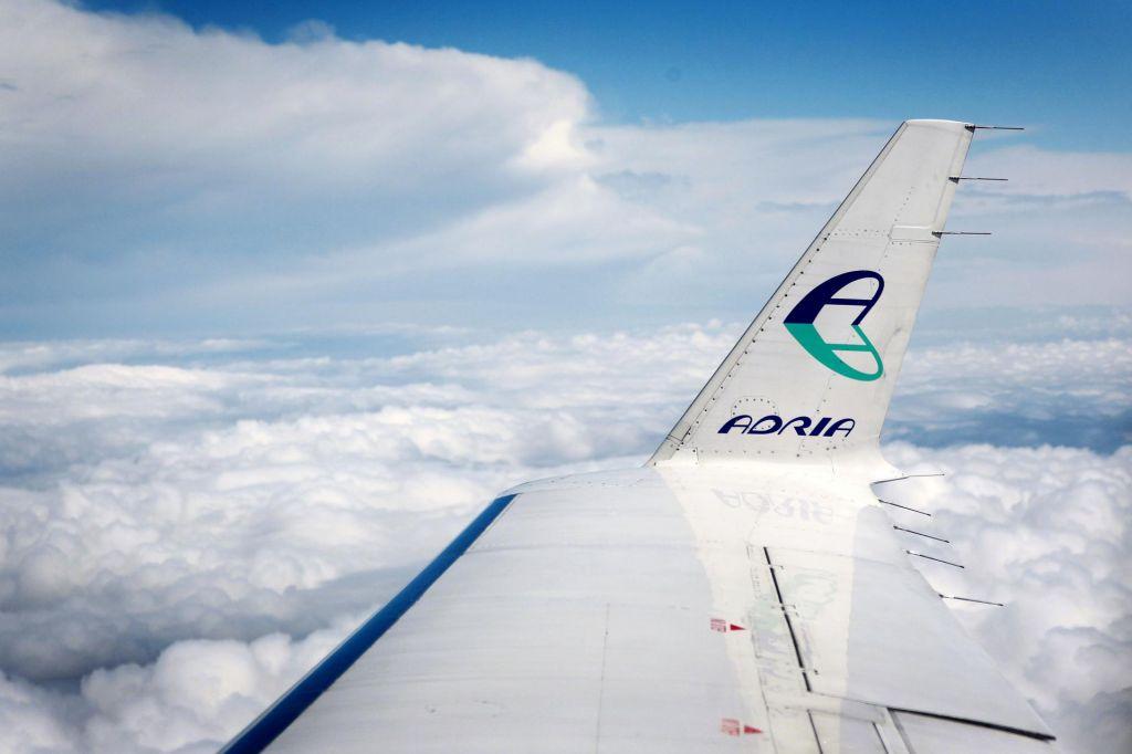 Kdo je izgubil milijone evrov v stečaju Adrie Airways