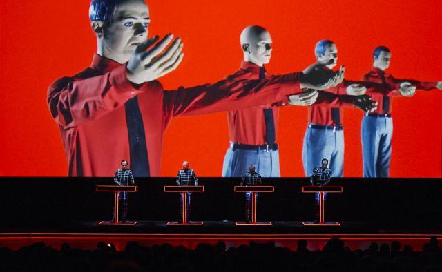 Kraftwerk FOTO: Peter Boettcher