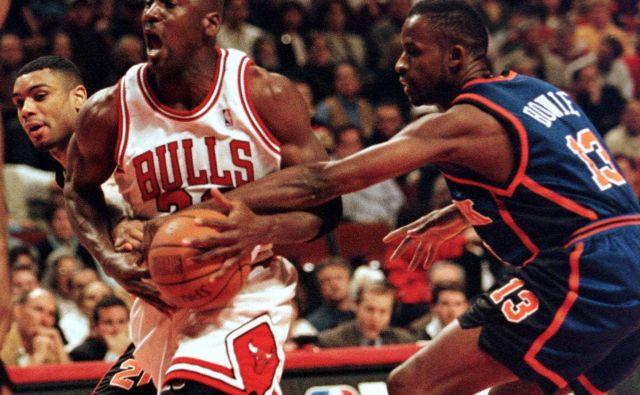 Michael Jordan ni prenesel poraza niti pri košarki niti pri golfu. FOTO: Reuters