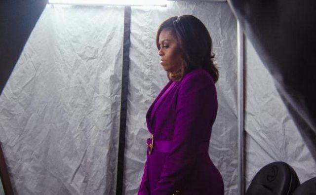 Michelle Obama zavrača vstop v politiko, a je jezna na demokrate, ki so na zadnjih volitvah ostali doma. Foto Netflix