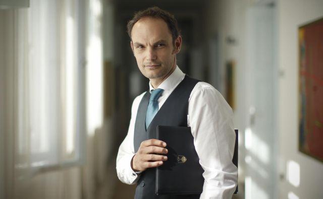 Anže Logar, minister za zunanje zadeve. Foto: Jure Eržen/delo