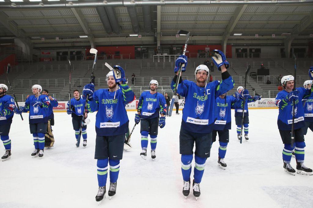Slovenski hokejisti za olimpijske igre šele avgusta 2021