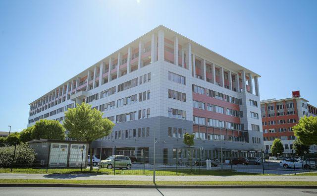 Stavba Nacionalnega preiskovalnega urada FOTO: Jože Suhadolnik