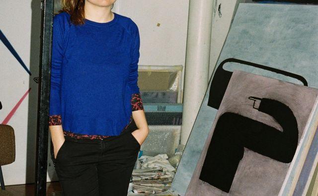 Nevena Aleksovski je med razmišljanjem v samoizolaciji nenadoma stvari uzrla povsem jasno. Foto Arhiv Ravnikar Gallery Space