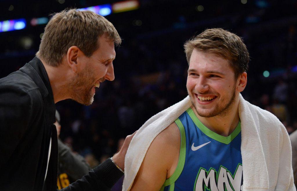 Mark Cuban: Dončić in Nowitzki bi bila kot Jordan in Pippen