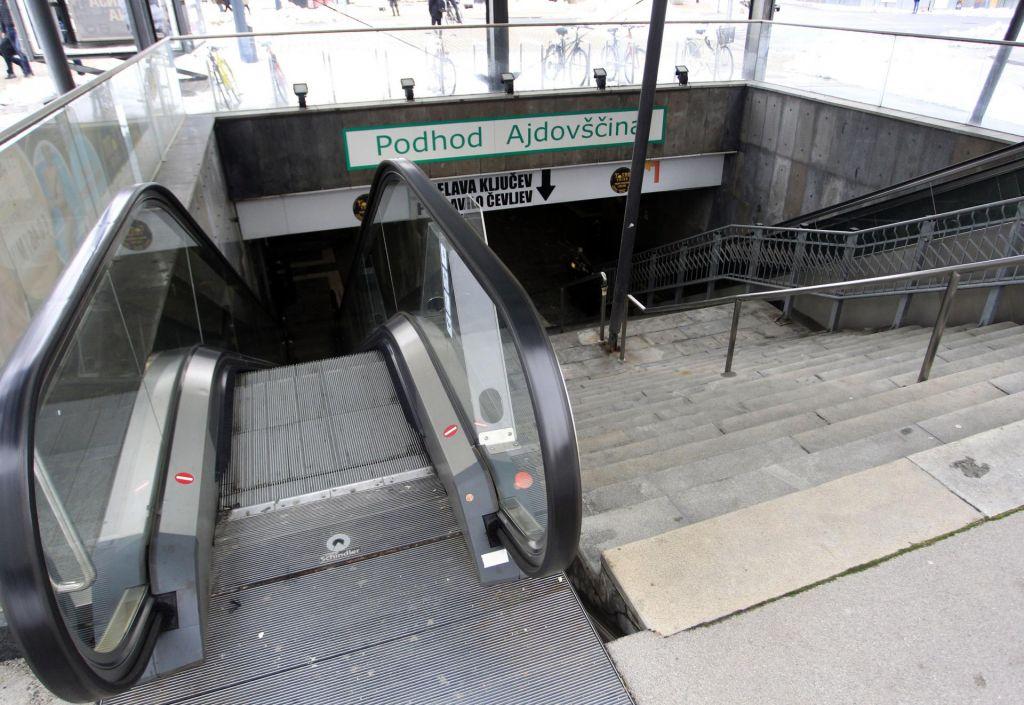FOTO:Filmsko podzemlje sredi Ljubljane
