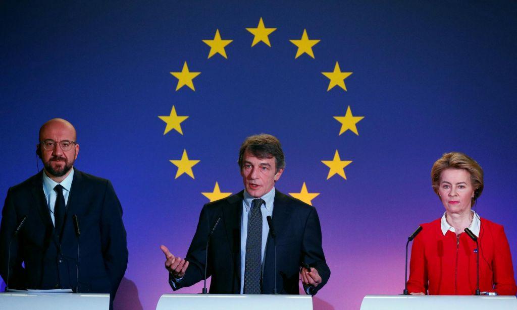 Evropa iz krize še močnejša