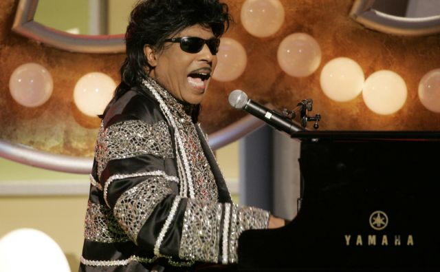 Little Richard na nastopu leta 2005. FOTO: Fred Prouser/Reuters