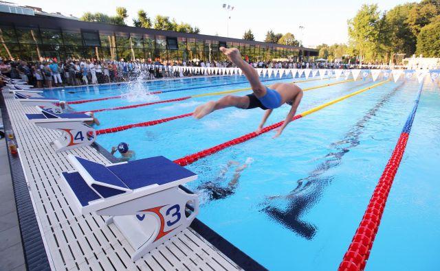 Plavalci bodo lahko začeli s treningi. FOTO: Igor Zaplatil