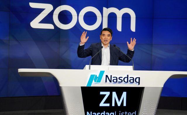 Ne le delnice podjejtij kot Zoom, tudi večina drugih si je na borznih trgih kljub epidemiji in zastoju realnega gospodartva že opomogla. FOTO: Reuters
