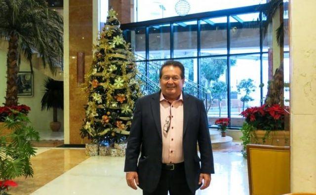 Tabona, bivši hotelir, ki je zdaj tudi že bivši veleposlanik, slovi po neotesanem besednjaku. FOTO: Wikimedia