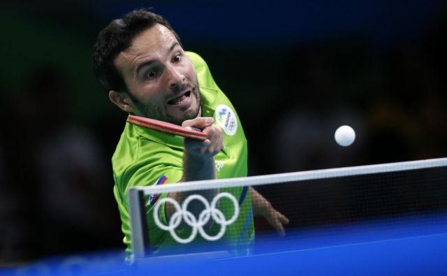Bojan Tokić želi po Tokiu v Parizu leta 2024 nastopiti na svojih petih olimpijskih igrah. FOTO: Matej Družnik