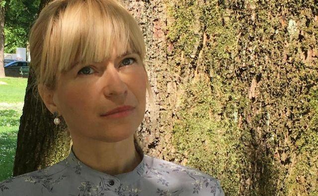 Samira Kentrić, vizualna pripovedovalka zgodb. FOTO: osebni arhiv