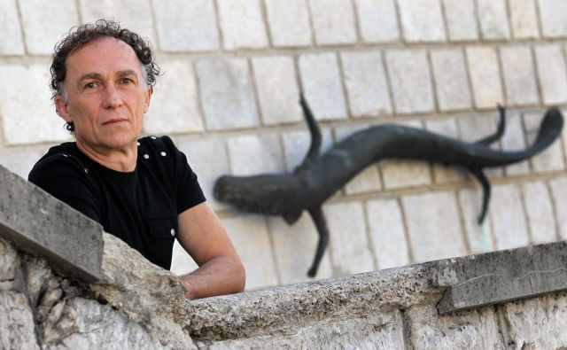 Prof. dr. Tadej Slabe je zaposlen na Inštitutu za raziskovanje krasa ZRC SAZU, poleg tega pa eden najboljših svetovnih športnih plezalcev v devetdesetih letih prejšnjega stoletja. Foto Tomi Lombar