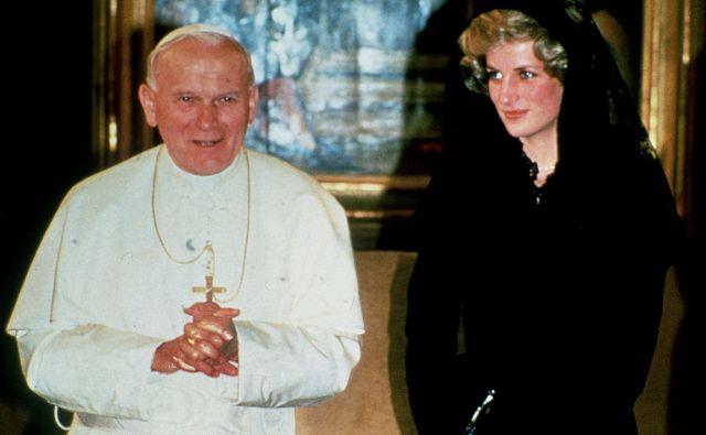 Nihče se ni mogel upreti njegovi karizmi, niti princesa Diana. FOTO: Reuters