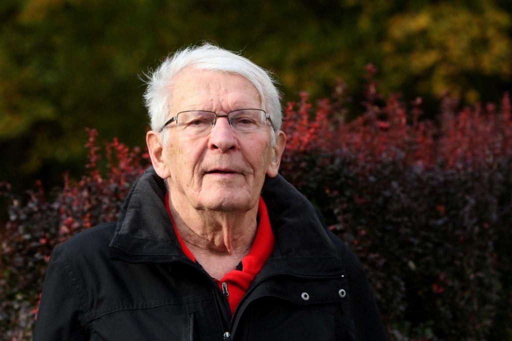 FOTO:Umrl je Tone Škarja: vodja, ki je alpiniste na gori premikal kot »šahovske figure«