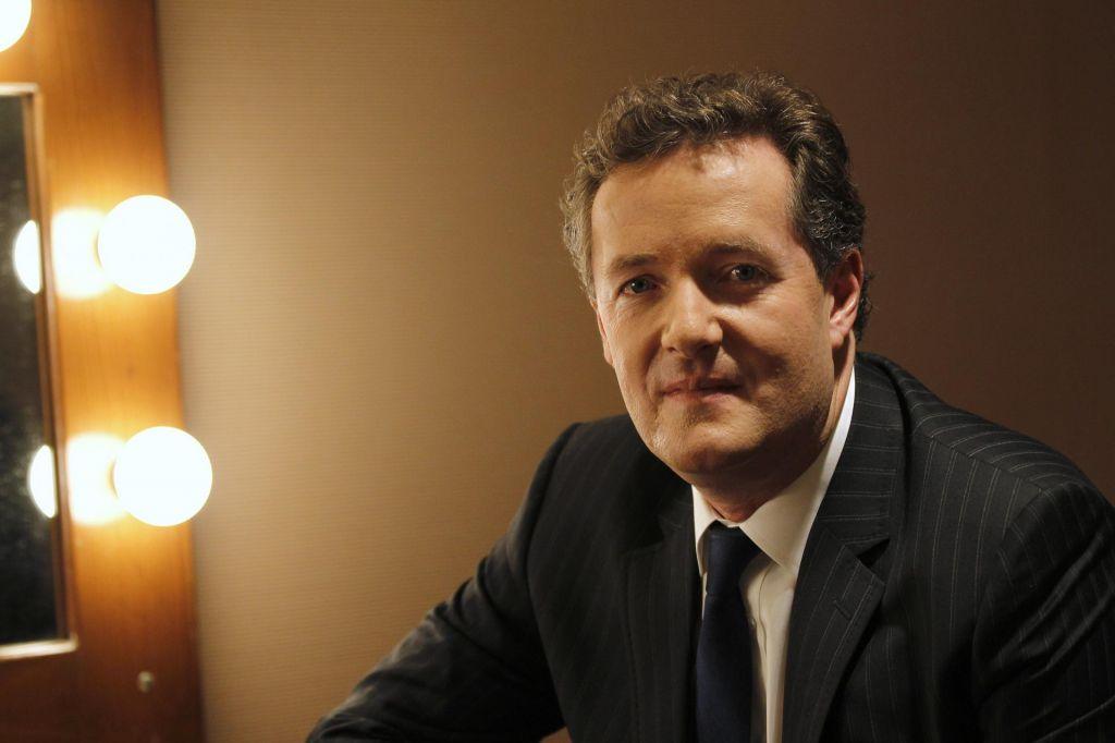 Piers Morgan: Ukrepi Borisa Johnsona so smešni