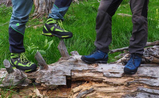 Pri izdelavi obutve je ključen material. FOTO: Vili Vogelnik