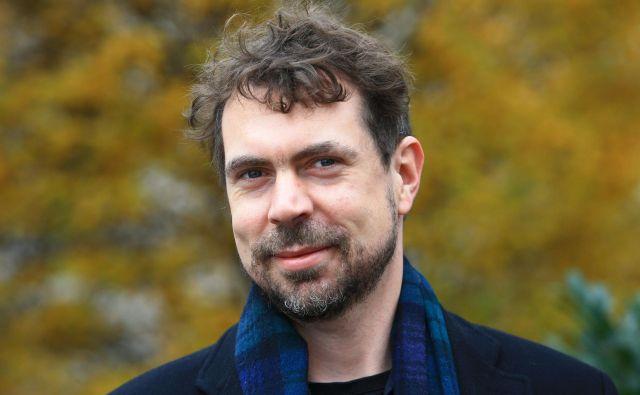 Tomaž Grušovnik je tudi predsednik slovenskega filozofskega društva. Foto Tomi Lombar