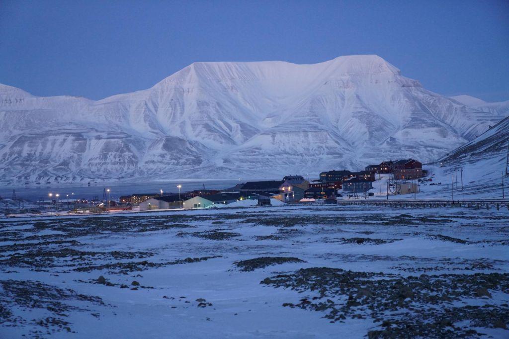 FOTO:Arktika bo toplejša, bolj mokra in bolj divja