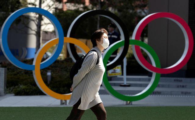 Ali bodo olimpijske igre lahko priredili prihodnje leto, lahko le ugibamo. FOTO: Reuters