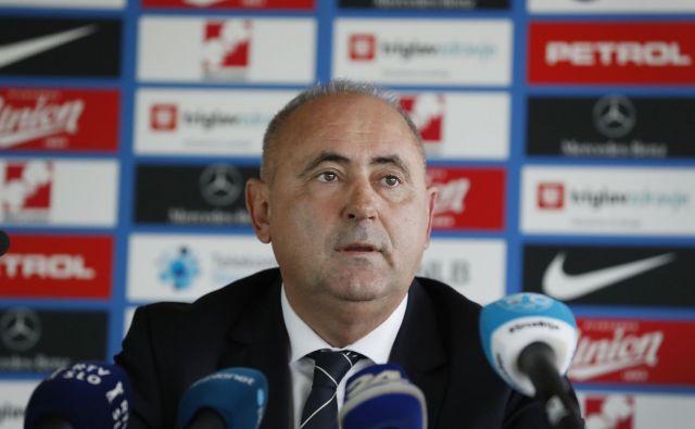 Radenko Mijatović se zaveda, da bodo moštva potrebovala čas za vadbo pred prvimi tekmami. FOTO: Leon Vidic