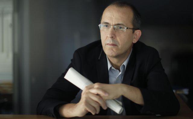 Zlatko Šabič je profesor mednarodnih odnosov na ljubljanski FDV. Foto Jure Eržen