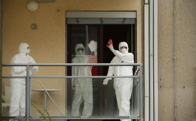 Epidemija je imela številne negativne posledice, a imela je tudi opazno pozitivno: digitalni preskok. FOTO: Jure Eržen/Delo