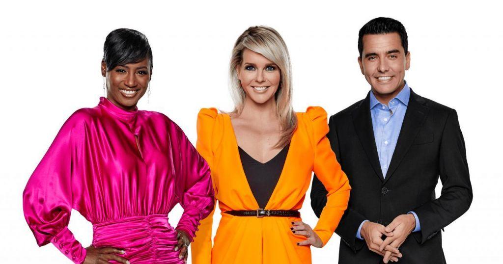 FOTO:TV namigi: Pesem Evrovizije, Alica izza ogledala, Sipki pesek in Znan obraz ima svoj glas
